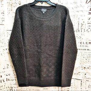 Market & Spruce Stitch Fix Waffle Knit Sweater